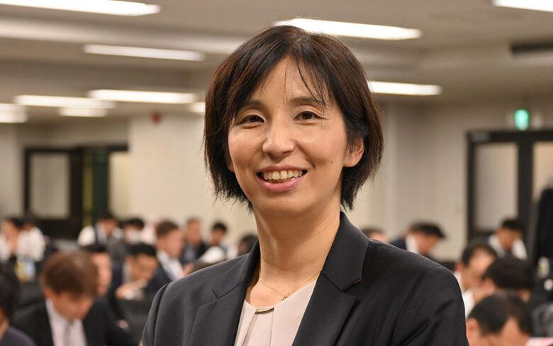 【会員の声】日本社・鴻野昌子さん(49歳)
