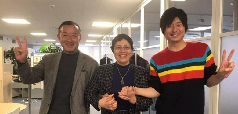 【会員の声】日本生命の三浦裕子さん(67歳)。